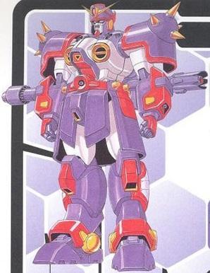 GF7-018NR Mosque Gundam