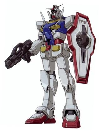 GN-000 0 Gundam (A.C.D.)
