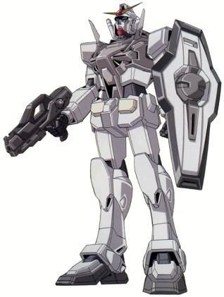 GN-000 0 Gundam (Rollout)