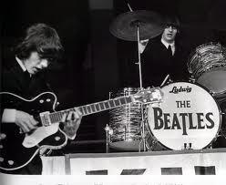 George with ringo