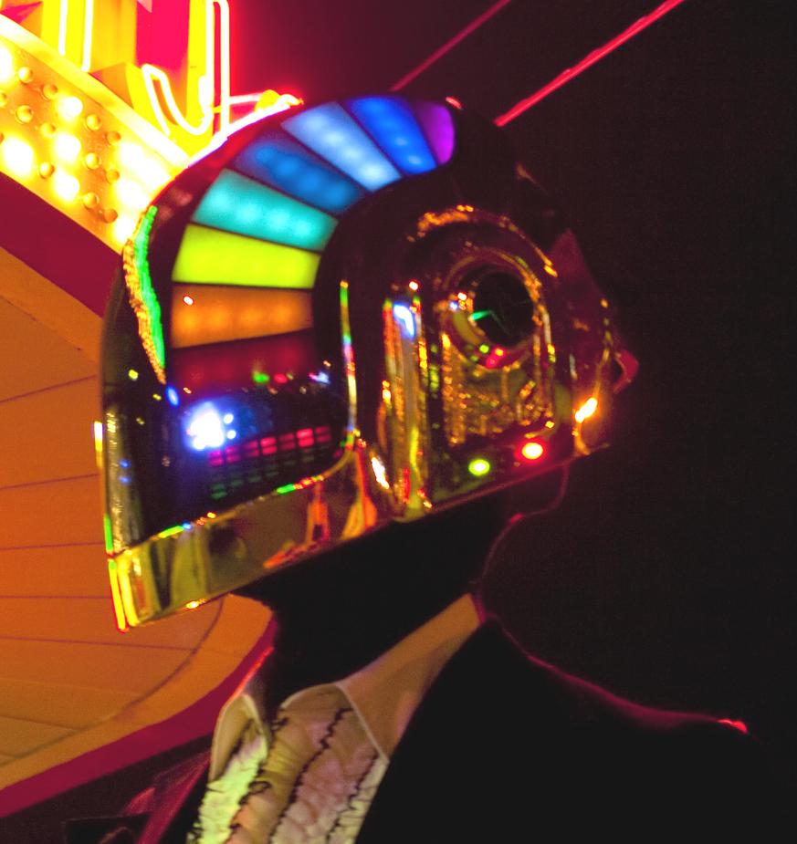 Daft punk casino inc