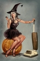 Happy Halloween - pin-up-girls photo