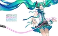Hatsune Miku - vocaloids wallpaper