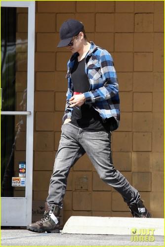 Hayden Christensen: Los Feliz Pit Stop