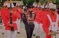 He will always keep marching. - michael-jackson photo