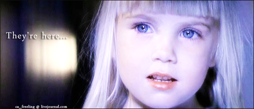 Heather O'Rourke - The Poltergeist (1982)