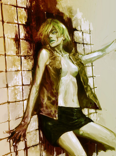 Silent Hill wallpaper with a hip boot entitled Heather