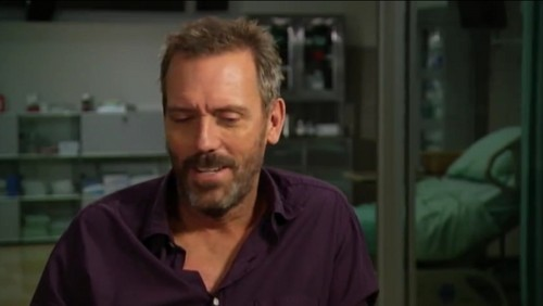 Hugh Laurie(HOUSE)Interview- October 2011