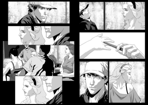 Hush Hush Graphic Novel