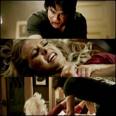 Ian and Candice in 3x04 ♥