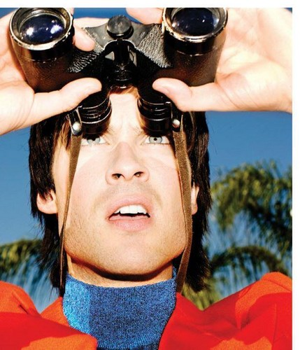Ian for Flaunt Magazine ♥