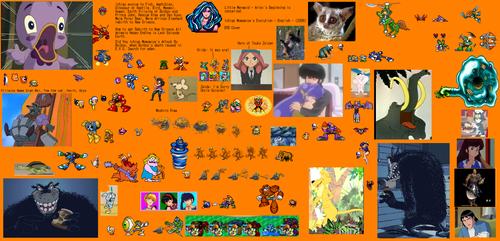Ichigo Momomiya's Evolution - The Movie - Back Cover