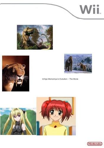 Ichigo Momomiya's Evolution - The Movie