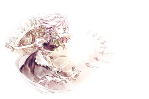 Izayoi Sakuya <3