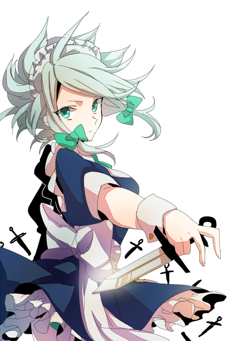 touhou sakuya