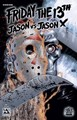 Jason vs Jason X Comic - friday-the-13th fan art