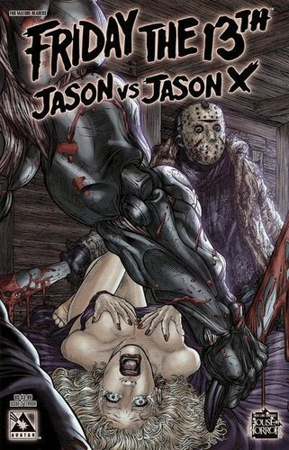 Jason vs Jason X Comic
