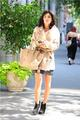 Jessica out in NYC - 12.09.11 - jessica-szohr photo