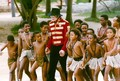 July, year 1996, South Africa - michael-jackson photo