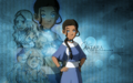 Katara ~  - avatar-the-last-airbender wallpaper