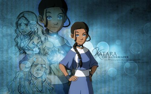 Avatar le dernier maître de l'air fond d'écran entitled Katara ~ ♥