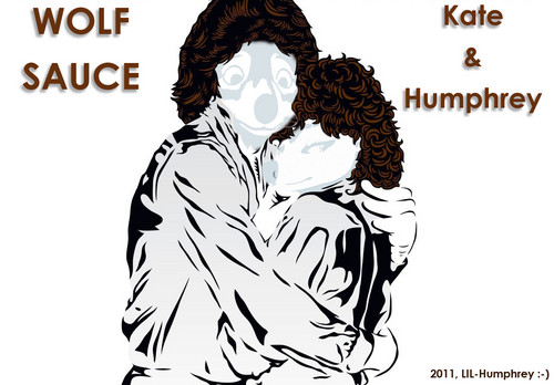 Kate & Humphrey - 狼, オオカミ Sauce :-)
