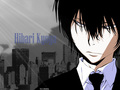 Kyoya Hibari - katekyo-hitman-reborn wallpaper