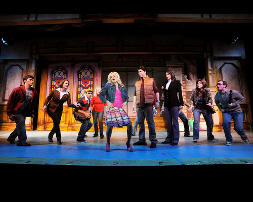 Legally Blonde PEG Tour - legally-blonde-the-musical Photo