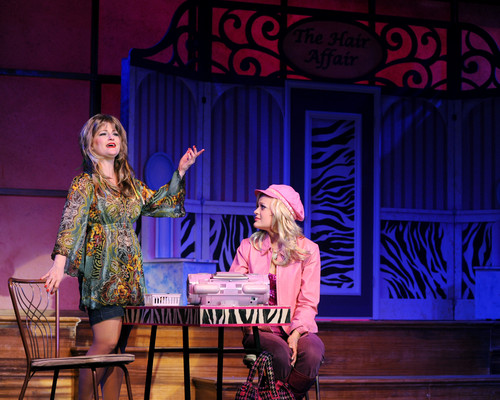 Legally Blonde the Musical images Legally Blonde PEG Tour HD wallpaper and background photos