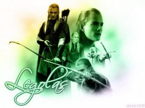 Legolas Greenleaf wallpaper entitled Legolas f...hot