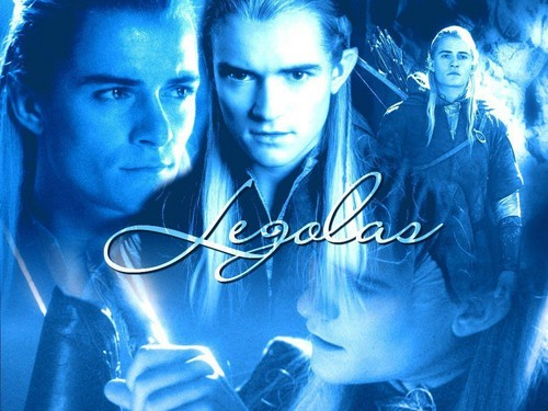 Legolas Greenleaf wallpaper called Legolas f...hot
