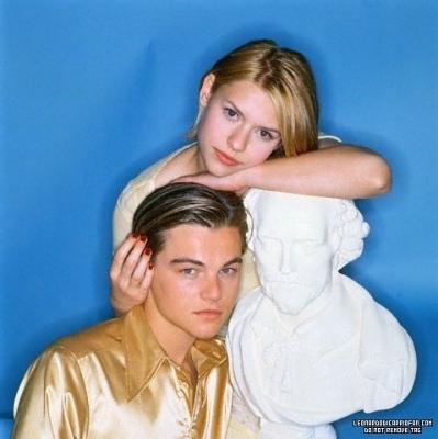 Leo & Claire danes Photoshoot
