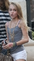 Lily-rose Melody Depp in L.A. California  10.09.2011 - johnny-depp photo