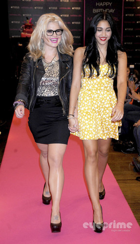 Lourdes Ciccone Leon wallpaper called Lourdes Leon Celebrates Material Girl's 1st Birthday in NY, Sep 20