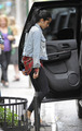 Lourdes Leon seen leaving the Kabbalah Center in New York, Sep 30 - lourdes-ciccone-leon photo