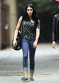 Lourdes Maria Ciccone Leon Out and About in The Rain in NY, Sep 23 - lourdes-ciccone-leon photo