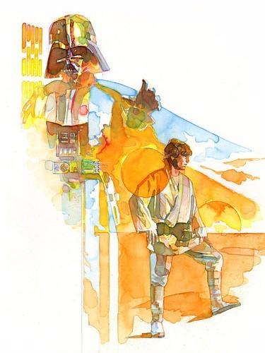 Luke/Vader