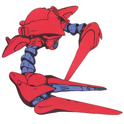 Gundam দেওয়ালপত্র probably containing জীবন্ত called MA-06 Val Varo