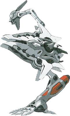 MAN-05B Gromlin Fossil