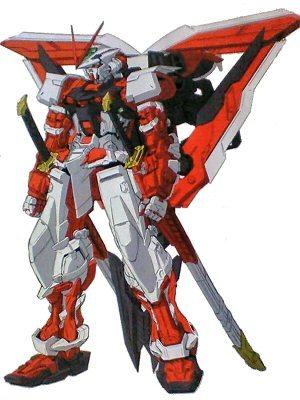 MBF-P02Kai Astray Red Frame Kai