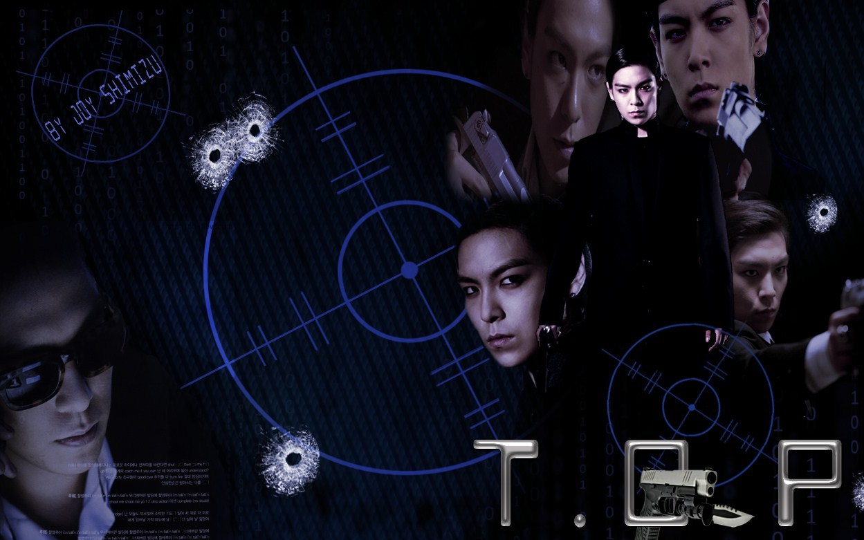 Big Bang MY TOP´S WALLPAPER