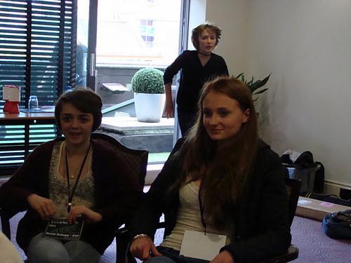 Maisie, Callum and Sophie