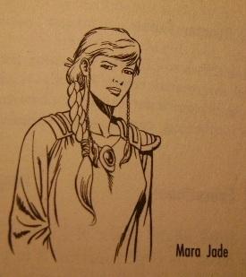 Mara Jade Skywalker wallpaper probably with anime called Mara Jade