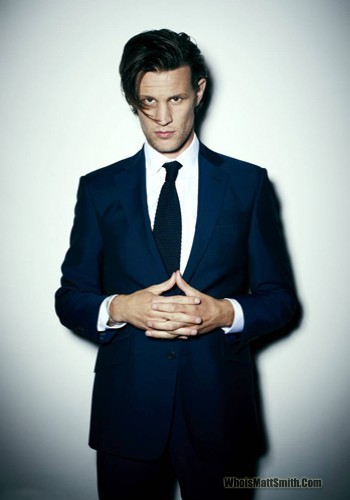 Matt Smith 壁纸 containing a business suit, a suit, and a two piece called Matt♥