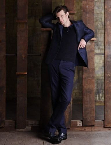 Matt Smith 壁纸 containing a business suit, a suit, and a well dressed person titled Matt♥