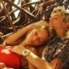 Brucas Lovers photo possibly containing skin and a portrait called Mia/Manuel {Rebelde Way}|FOR JESS <3