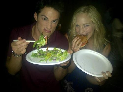 Michael & Candice♥