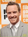 Michael Fassbender Screens 'Shame' in NYC