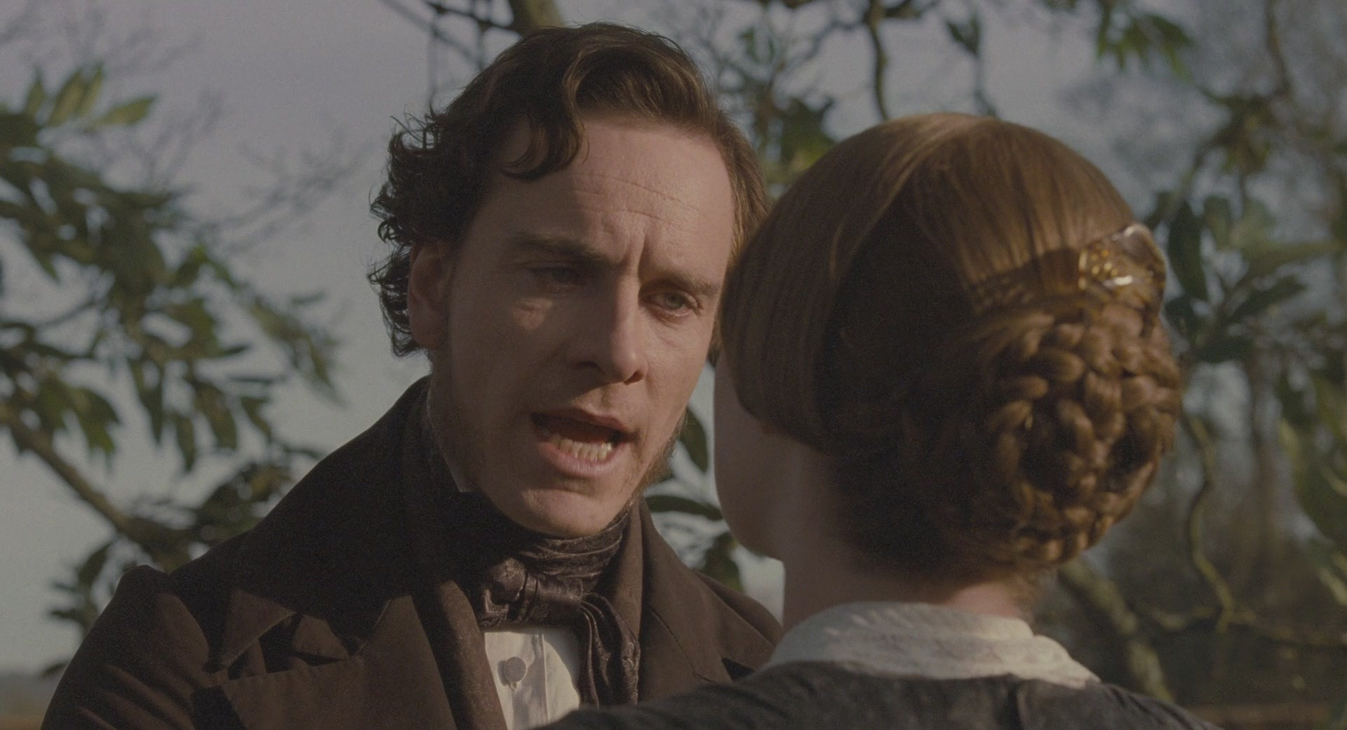 mr rochester interview jane eyre For many readers, the most absorbing chapters of jane eyre are xiii, xiv and xv, each of which contains a long conversation between jane and mr rochester these talks reveal rochester's unusual personality traits and establish an affinity between him and jane, in spite of the difference in their age and social class.