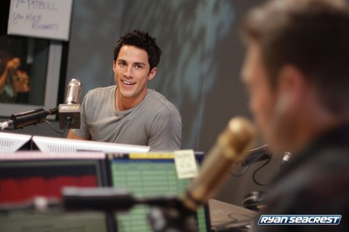 Michael Trevino - Interview with Ryan Seacrest